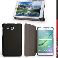 "PU Cuero Funda Smart Cover para Samsung Galaxy Tab A 7"" T280 Carcasa Case Piel"