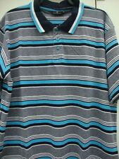 Camicie casual e maglie da uomo a manica corta a righe in cotone