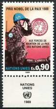 United Nations Geneva 1989 SG#G175 Peace-Keeping Forces MNH #E6967