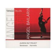 JAURENA RUF PROJECT - TANGO TALES-ANGEL BAILARIN  CD WELTMUSIK TANGO NEU