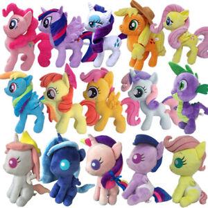 30CM My Little Pony Twilight Sparkle Plush Toys Doll Anime Dolls Children's Gift