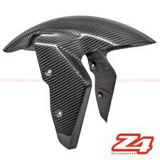 2009-2014 S1000RR Front Tire Fender Mud Guard Hugger Fairing Cowl Carbon Fiber