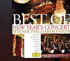 Wiener Philharmoniker & Vienna Phil Orch / Best Of New Year's Concert - 2CD MINT