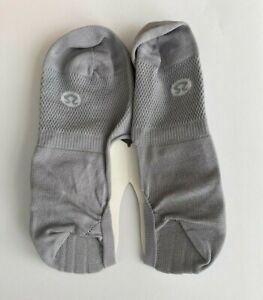 NWOT Lululemon Women's Secret Sock Gray Size S/M