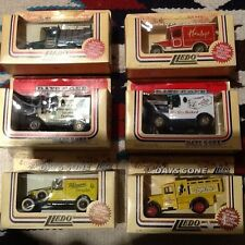 Lledo Days Gone 6 models in mint condition