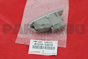 8131033010 Genuine Toyota LAMP ASSY, COURTESY 81310-33010