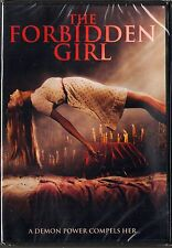 The Forbidden Girl (DVD, 2014) A Demon Power Compels Her    BRAND NEW