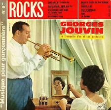 GEORGES JOUVIN 25 CMS FRANCE ROCK'N'ROLL BOOGIE