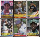 1984 Donruss Baseball Cards 24
