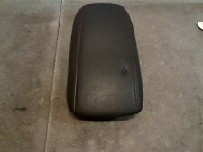 12-14 FORD FOCUS BLACK CENTER CONSOLE ARM RESTER LID