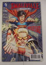 Wb Smallville * Season 11 * Comic Book # 9 ~ 1St Print ~ Impulse