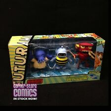 FUTURAMA Vinyl TINEEZ Figure Box Set TOYNAMI Zoidberg BENDER DevilRobot IN STOCK