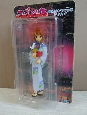 2002 Love Hina Yukata Collection Anime Figure Naru Narusegawa - 1 of a Set of 3