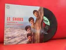 LE SNOBS Amore Ti Ricordi 7/45 EP 65' MADE IN PORTUGAL RARE ITALY GIRL BEAT