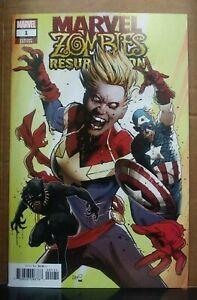 Marvel Zombies Resurrection #1 Greg Land 1:50 Variant *NM*