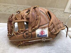 "Nokona BM-76 11.75"" Baseball Softball Glove Left Hand Throw NWOTags"