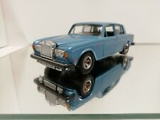 Burago/BBurago 0134 Rolls-Royce Silver Shadow II 1:24 in the coler Blue