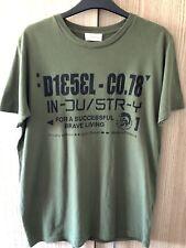 Mens Diesel Tshirt - Size Small