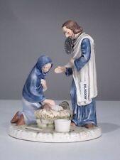+# A009708 Goebel Archiv Muster Heilige Familie Jesus Maria Josef HX337 Plombe
