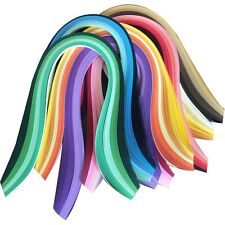 Lantee Quilling Paper Quilling Art Strips Set Pack of 8 (8 Series Colors)