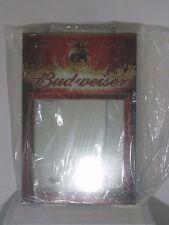 Large 30 1/2'' X 20'' Budweiser Bar Light Sign