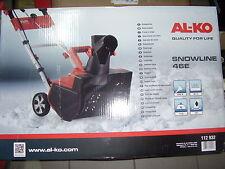 AL-KO - SnowLine 46 E - Schneefräse NEU & OVP