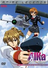Agent Aika: Anime Legends Complete Collection Series Boxed DVD Set NEW!