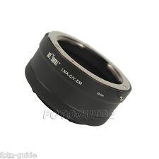 Adattatore è adatto a Contax/Y obiettiva a Sony NEX E-Mount sistema telecamere