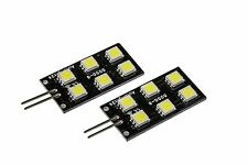 6x5050 SMD LED Modulplatine Weiß Fussraumbeleuchtung für Seat
