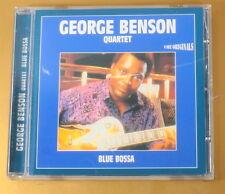 [AF-020] CD - GEORGE BENSON QUARTET - BLUE BOSSA - THE ORIGINALS - 1992 - OTTIMO