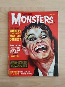 Famous monsters #18 nice condition