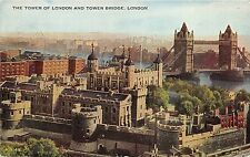 BR59007 the tower of london and tower bridge    uk