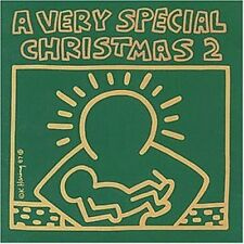 A Very Special Christmas 2 (1992, A & M) Tom Petty, Randy Travis, estremamente [CD ALBUM]