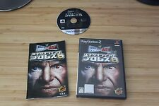 Exciting Pro Wrestling 6: SmackDown! vs Raw (Japanese PS2 Import! PlayStation 2)