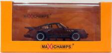 Véhicules miniatures marrons pour Porsche 1:43