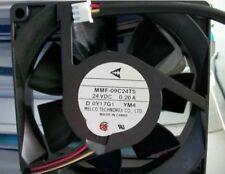 MMF-09C24TS-YM4 92x25mm Fan 24V 0.20A  741-1