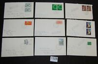Ireland collection lot of 18 1970s FDC uncacheted [FD1325]