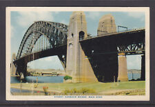 POSTCARD: SYDNEY HARBOUR BRIDGE MAIN SPAN