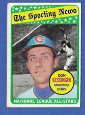 1969 Topps # 422  Don  Kessinger           See description for postage