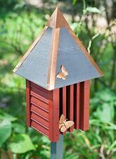 "Butterfly Houses - ""Highgrove Gardens"" Butterfly House - Redwood - Garden Decor"