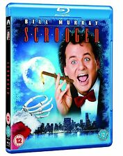 SCROOGED (BILL MURRAY) NEW SEALED UK REG FREE BLU-RAY (CHRISTMAS CAROL)
