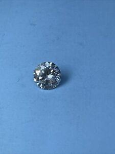 Zertifiziert 0.10 Karat Echter Diamant Lose Rund Schliff G-H Farbe VS2 Klarheit