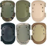Airsoft ACU Camo Elbow /& Knee Pad Set USGI Police Skate MEDIUM FAIR Paintball