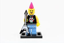 Lego Minifigures Series 4 - Punk Rocker