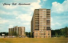 A View of the Cherry Hill Apartments, Built in 1957, Route 38, Cherry Hill NJ