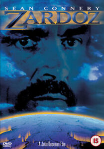 ZARDOZ DVD [UK] NEW DVD