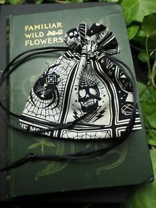 Witchy drawstring bag for - Crystals - Spells - Charms - Pagan, Witchcraft