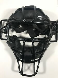 Champion Sports Extended Throat Guard Adult Catcher/Umpire Mask BM2A Near Mint