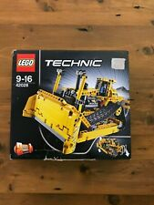 LEGO Technic Bulldozer 42028 New But Damaged Box