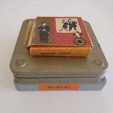 Bobines boites films vintage